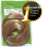 Hair Extensions 1 gram (10 extensions in a packet)